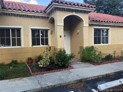 Homestead Condo For Sale: 19 NE 13th Ave #2