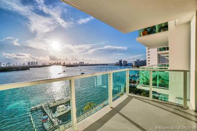 Miami Beach Condo For Sale: 1000 West Ave #1120