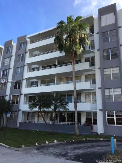 Bay Harbor Islands Condo For Sale: 1080 94th St #611