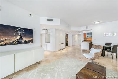 Miami Beach Rental For Rent: 400 Alton Rd #1609