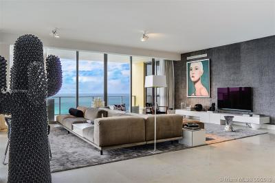 Miami-Dade County Condo For Sale: 17749 Collins Ave #2801