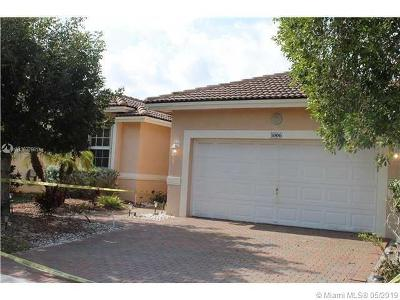 Miramar Single Family Home For Sale: 3006 SW 138th Ave