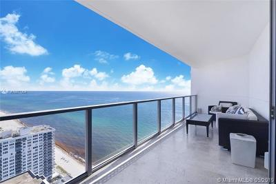 Hollywood Condo For Sale: 3101 S Ocean Dr #3107