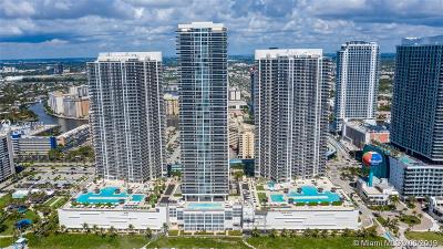 Hallandale Condo For Sale: 1800 S Ocean Dr #1004