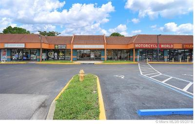 Davie Commercial For Sale: 8230 W State Road 84