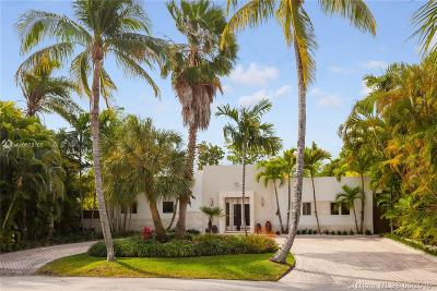 Key Biscayne Single Family Home For Sale: 397 Harbor Ct