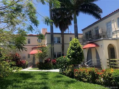 Miami Beach Condo For Sale: 1450 Meridian Ave #204