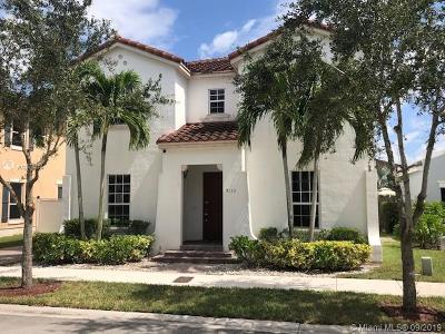 Miami Single Family Home For Sale: 9133 SW 170th Ave