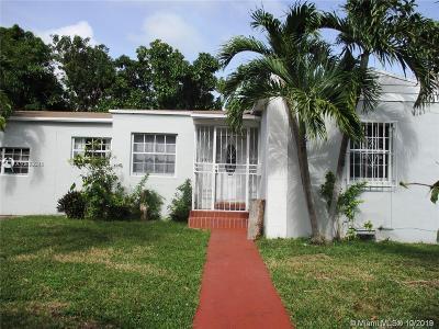 Single Family Home For Sale: 235 NE 46th St