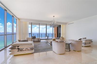 Miami-Dade County Condo For Sale: 17749 Collins Ave #1601