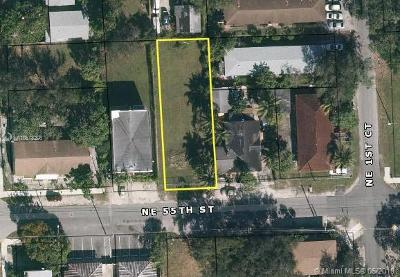 Residential Lots & Land For Sale: 125 NE 55th St