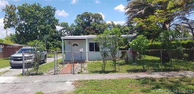 Hialeah Single Family Home For Sale: 1027 E 20th St