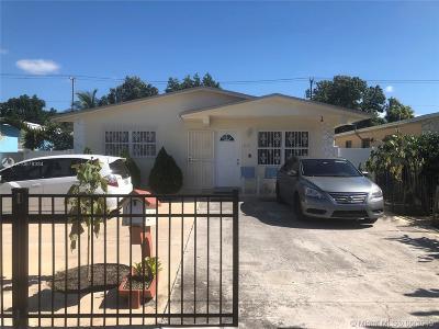 Hialeah Single Family Home For Sale: 639 E 34th St