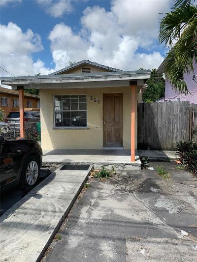 Miami Single Family Home For Sale: 110 NW 47th Ave