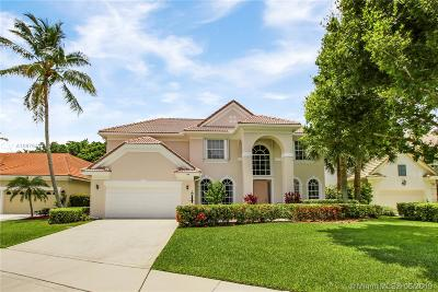Palm Beach Gardens Single Family Home For Sale: 168 Satinwood Lane