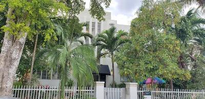 Miami Beach Commercial For Sale: 940 Jefferson Ave