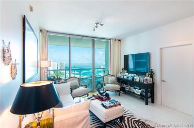 Miami Condo For Sale: 900 Biscayne Blvd #3208