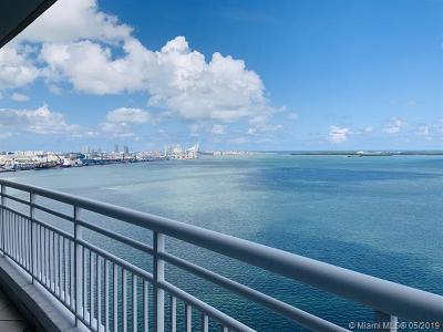 Miami Rental Pending Sale: 808 Brickell Key Dr #1806