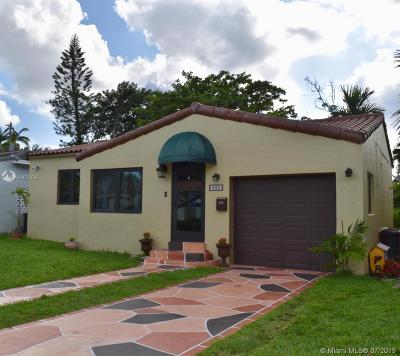 Coral Gables Single Family Home For Sale: 900 Wallace St