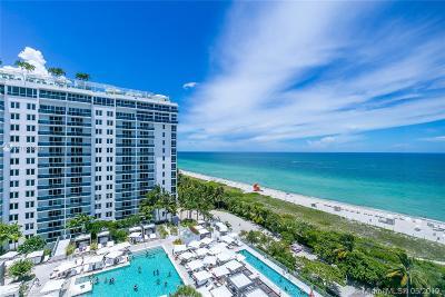 Miami Beach Condo For Sale: 2301 Collins Ave #912