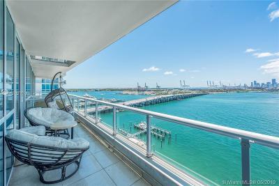 Miami Beach Condo For Sale: 540 West Ave #1112