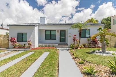 Miami Single Family Home For Sale: 2485 SW 19th Ter