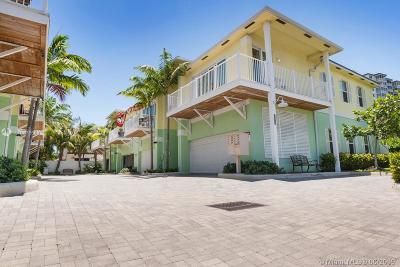 Pompano Beach Condo For Sale: 3206 NE 16th St