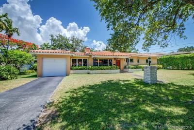 Coral Gables Single Family Home For Sale: 915 Osorio Ave