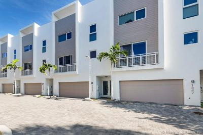 Pompano Beach Condo For Sale: 1343 N Ocean Blvd #1343