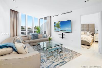 Sunny Isles Beach Condo For Sale: 18201 Collins Ave #508