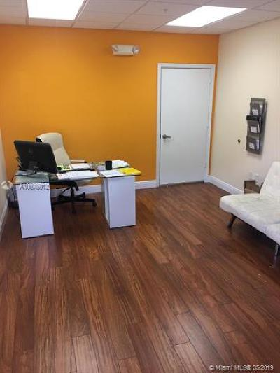 Sweetwater Commercial For Sale: 1845 NW 112th Ave #200
