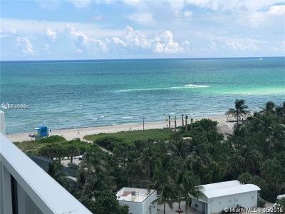Miami Beach Condo For Sale: 5313 Collins Ave #1104
