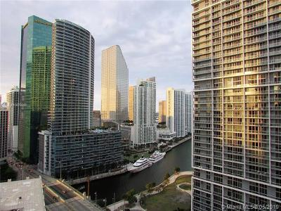 Rental For Rent: 500 Brickell Ave #2503