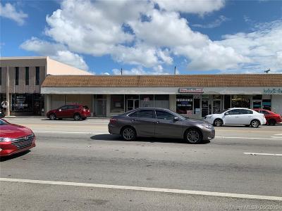 North Miami Commercial For Sale: 810 NE 125th St