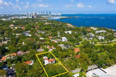 Miami Single Family Home For Sale: 3529 Saint Gaudens Rd