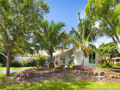 Palmetto Bay Single Family Home For Sale: 8150 SW 143rd St