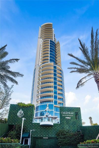 Sunny Isles Beach Condo For Sale: 17475 Collins Ave #2901