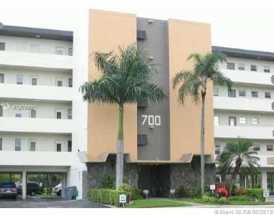 Hallandale Single Family Home For Sale: 700 NE 14th Ave #502