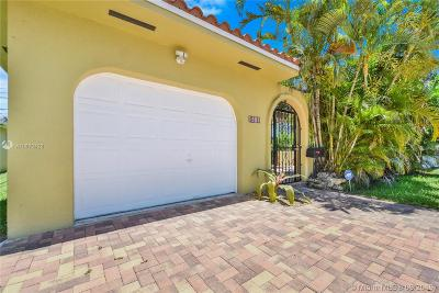 Coral Gables Rental For Rent: 1581 Bird Rd