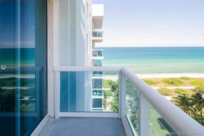 Surfside Condo For Sale: 9201 Collins Ave #1124