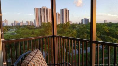 Aventura Condo For Sale: 3301 N Country Club Dr #601