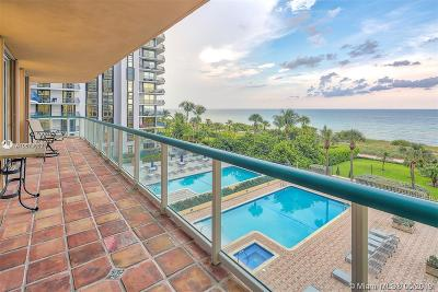 Condo For Sale: 8855 Collins Ave #4C