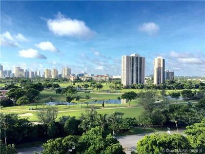 Aventura Condo For Sale: 3375 N Country Club Dr #809