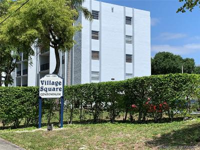 Plantation Condo For Sale: 7521 NW 16th St #4207