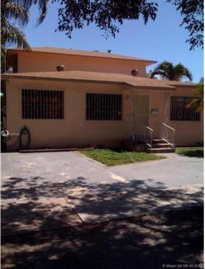 Miami Single Family Home For Sale: 2935 SW 36th Ave