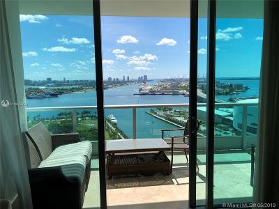 Miami Condo For Sale: 900 Biscayne Blvd #2604