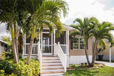 Davie Single Family Home For Sale: 1296 SW 115th Ave