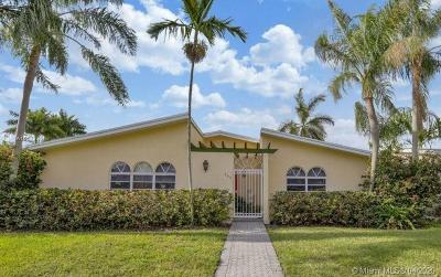 Dania Beach FL Single Family Home For Sale: $419,900