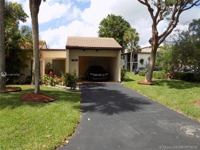 Boca Raton Single Family Home For Sale: 21744 Cypress Dr #18-B