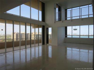Miami Condo For Sale: 11113 Biscayne Blvd #PH-54